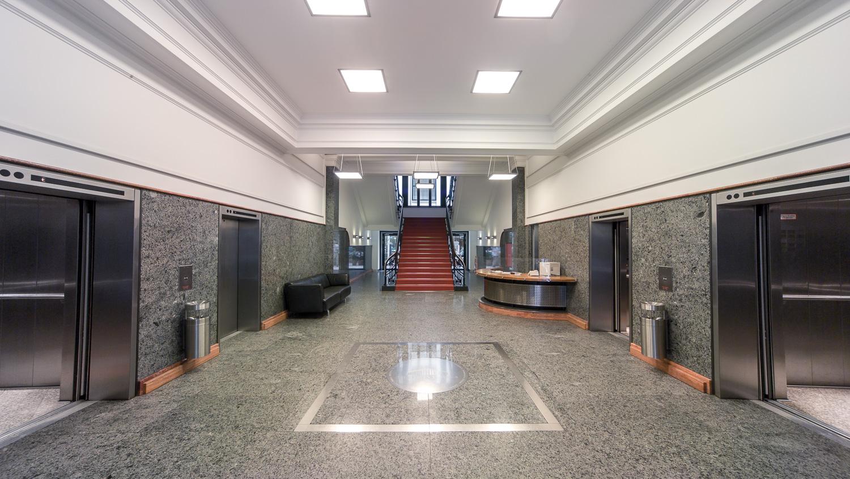 Eingang Kaufmannshaus
